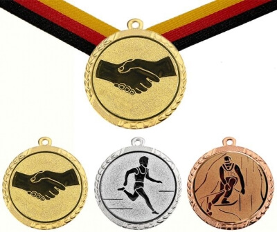 60 mm Medaille