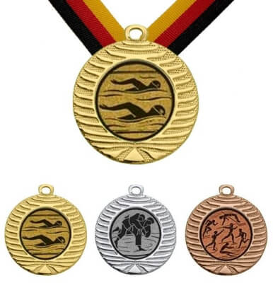 40 mm Medaille